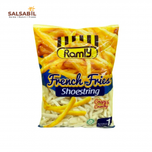 Ramly French Fries Shoestring 1KG
